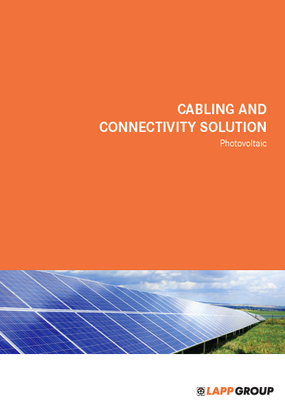 Cabling Connectivity Solution - Photovoltaic-icon