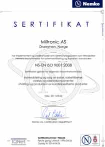 Miltronic-AS-QMS-norsk-2011