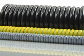 Spirální kabely