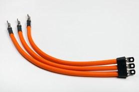 Zastříknutá kabeláž pro e-mobility