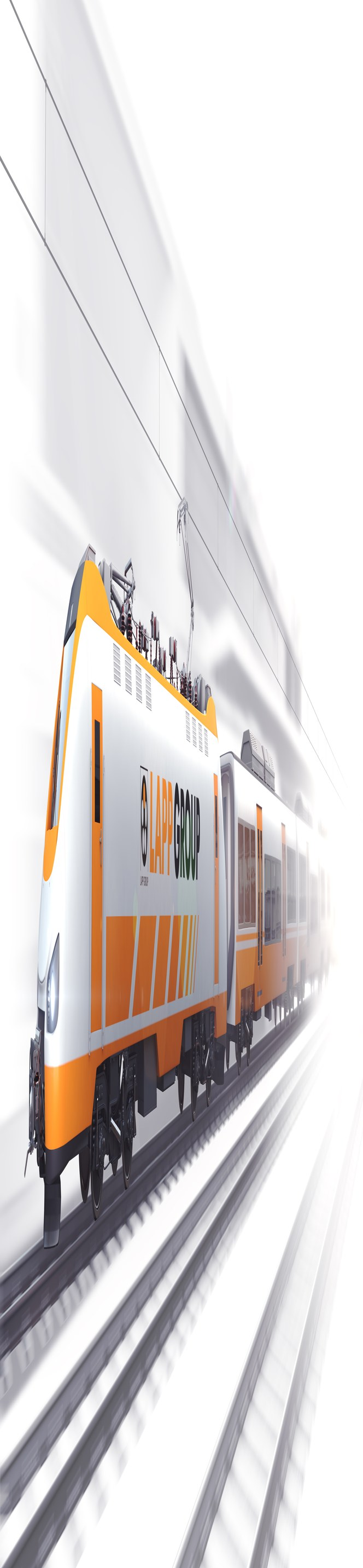 Bild Train quer