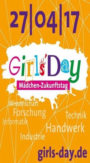 Girls Day Plakat