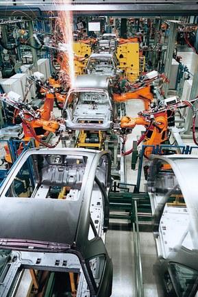 branchen maschinenbau Robotics