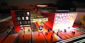 Nové divadlo v Plzni, autor fotografie: Studio Neovisual