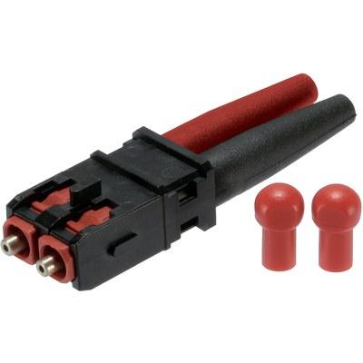 POF connector SC-RJ