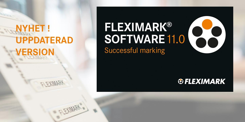 Slider FLEXIMARK Software 11.0 1440x720px