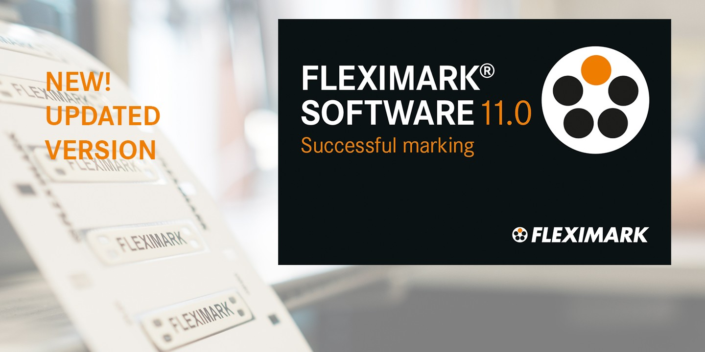 Slider FLEXIMARK Software 11.0 1440x720px en