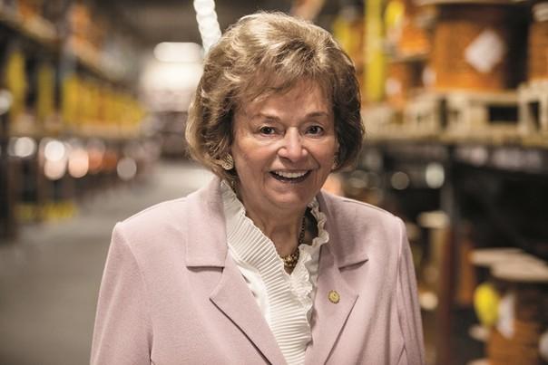 Urszula Ida Lapp obchodzi 90-te urodziny