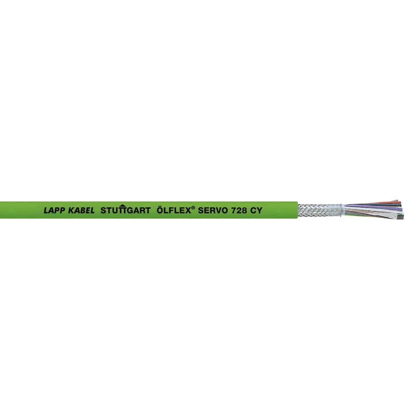 ÖLFLEX® SERVO 728 CY