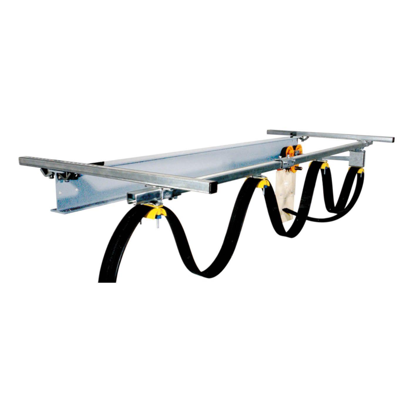 Kabelwagensystem für C-Profilschienen