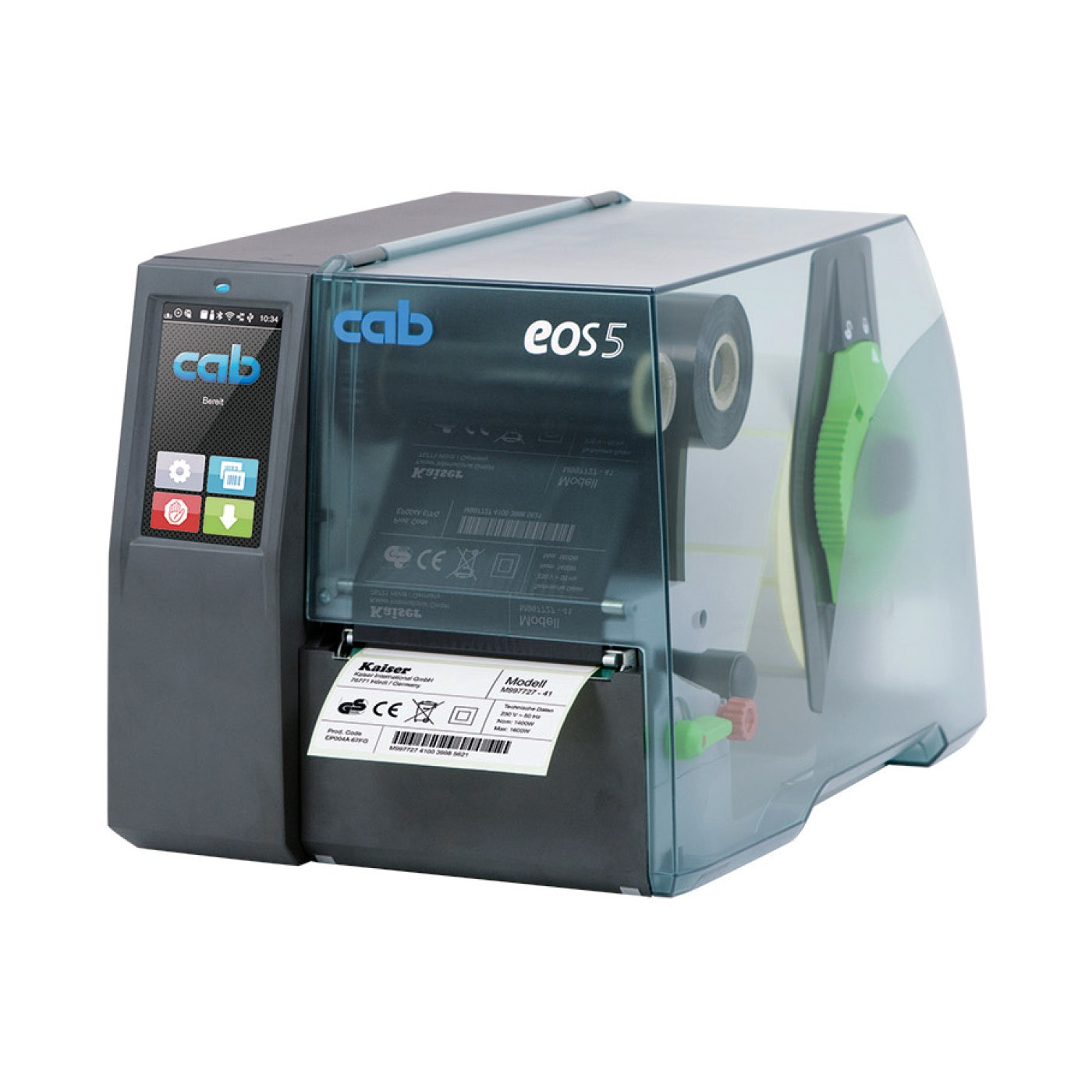 FLEXIMARK® Thermotransferdrucker EOS5/300