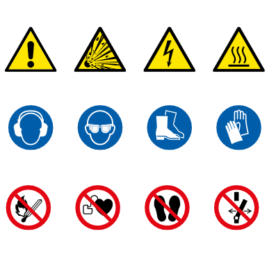 FLEXIMARK® Sicherheitskennzeichnung
