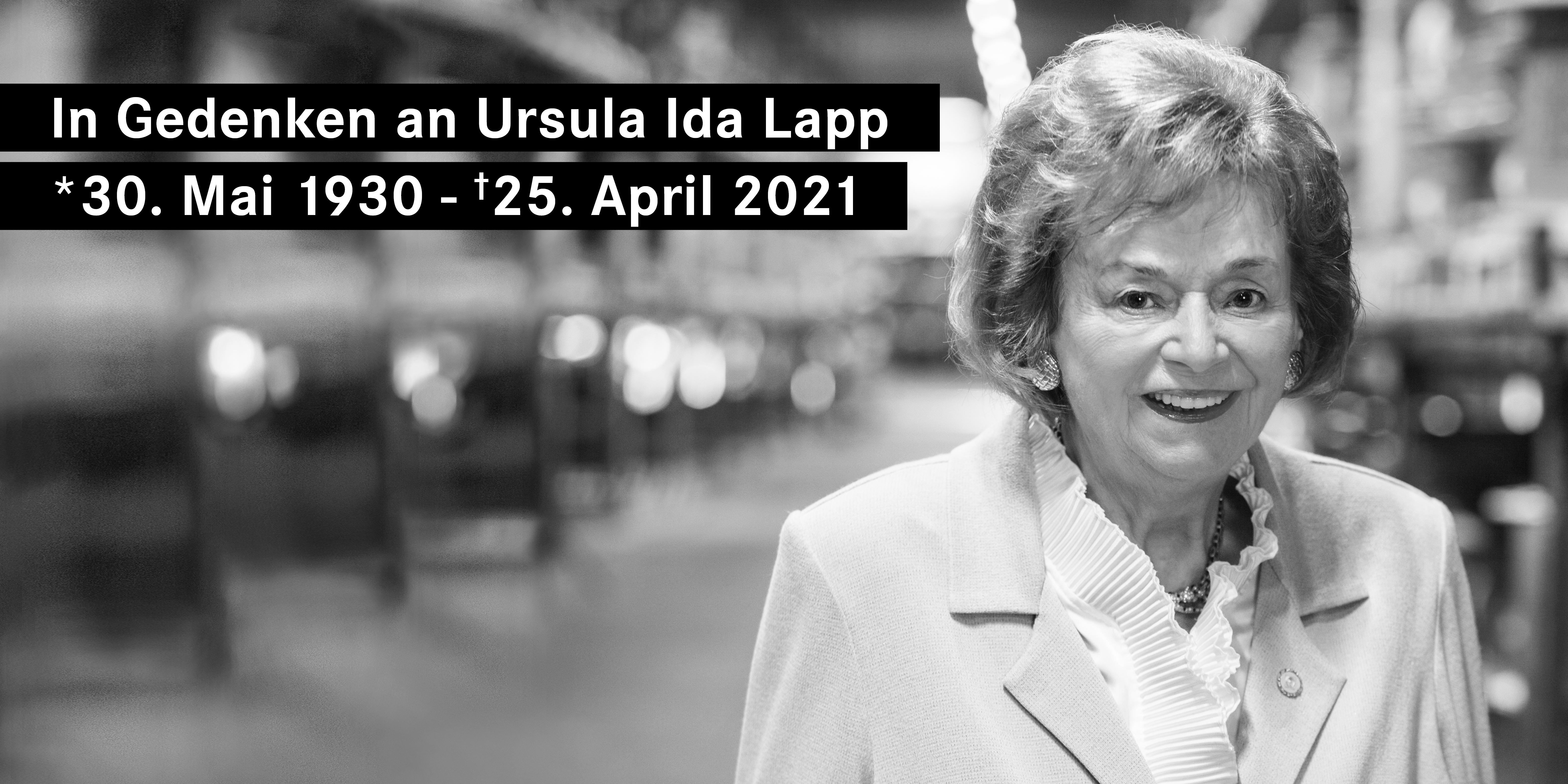 Ursula Ida Lapp DE