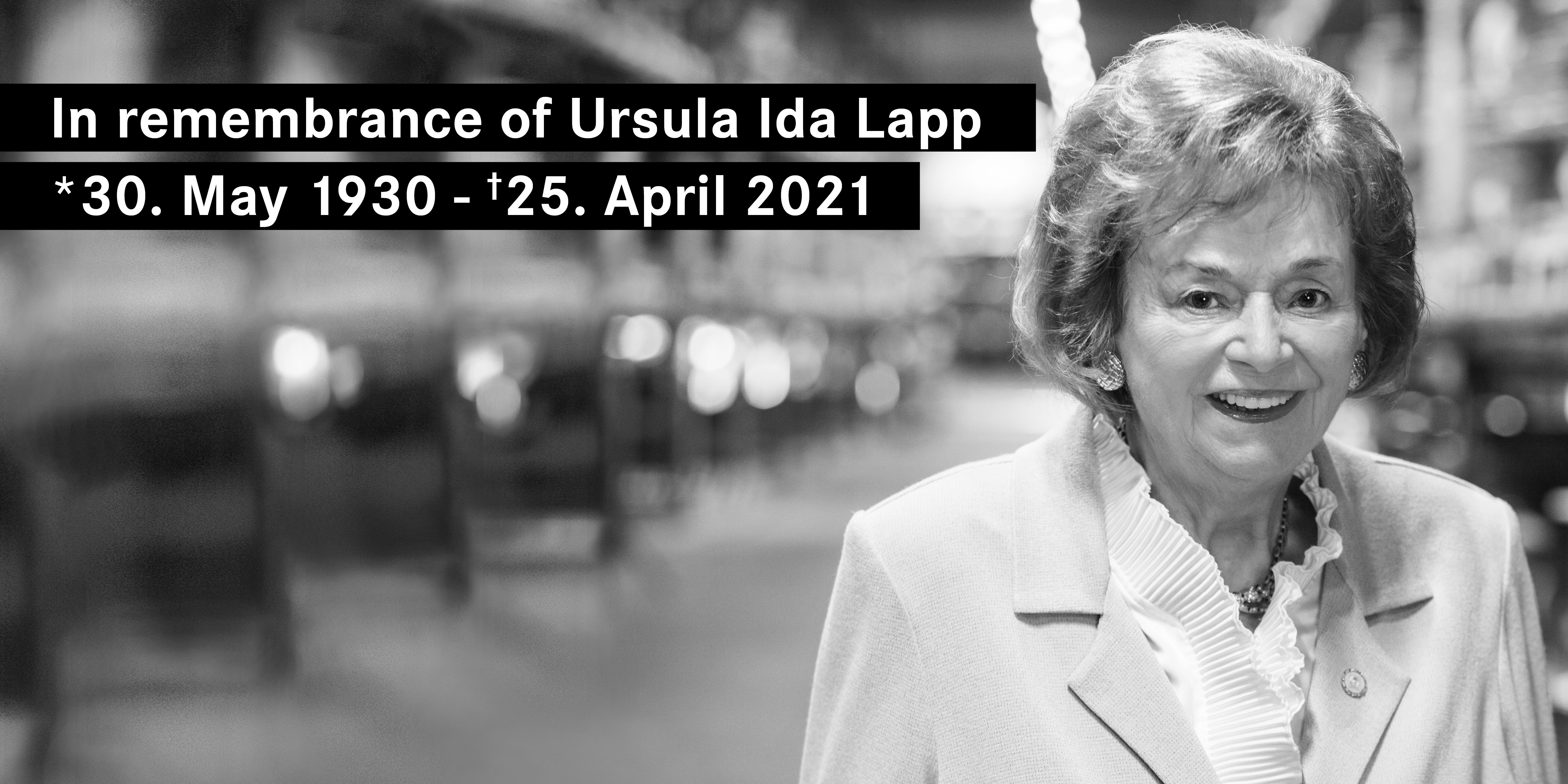 Ursula Ida Lapp EN