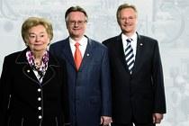 Ursula Ida, Andreas si Siegbert Lapp