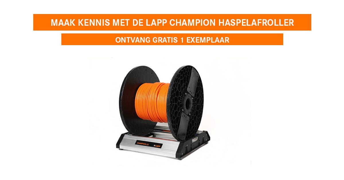 LAPP Champion Web Banner NL 1
