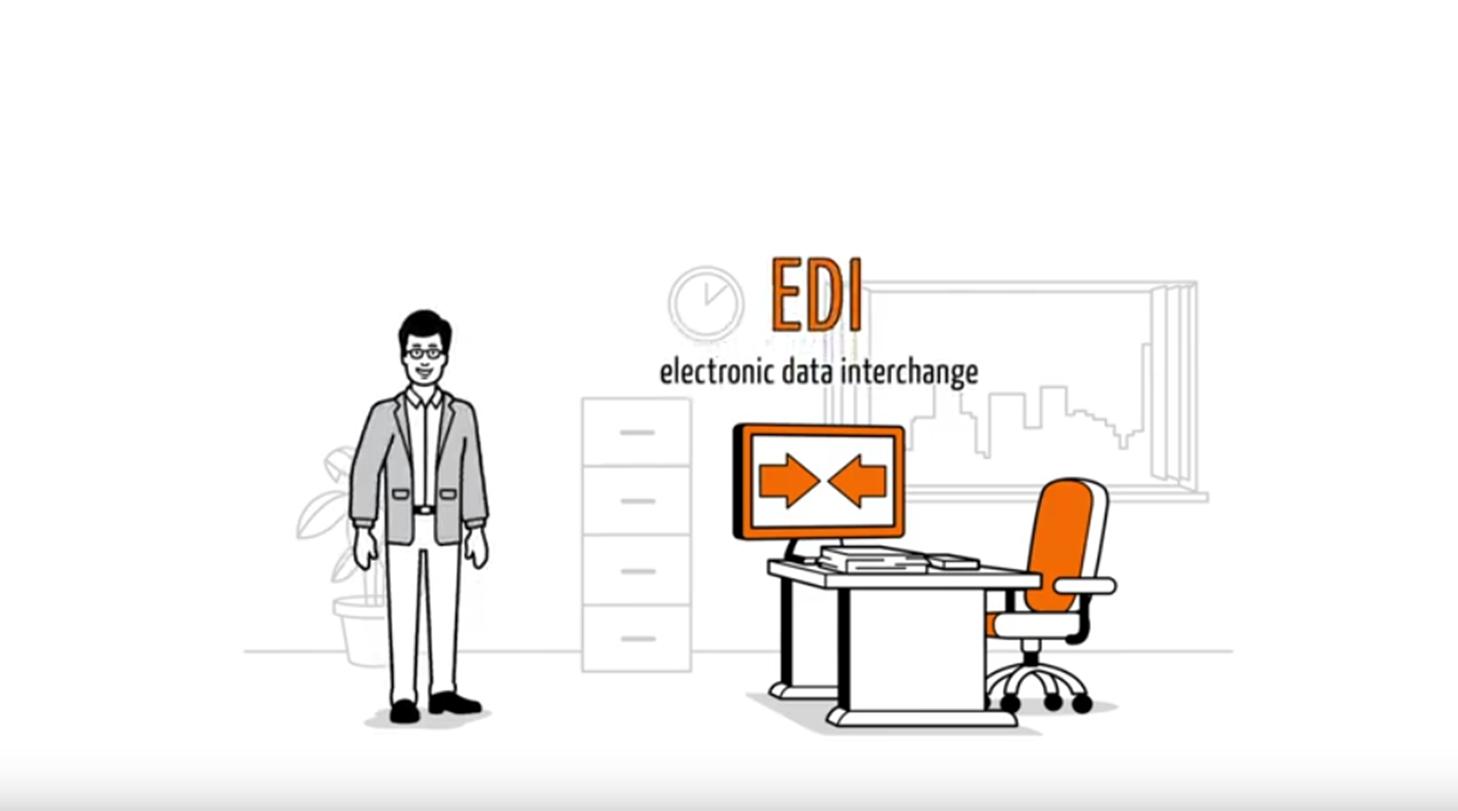 EDI - Elektronická výměna dat