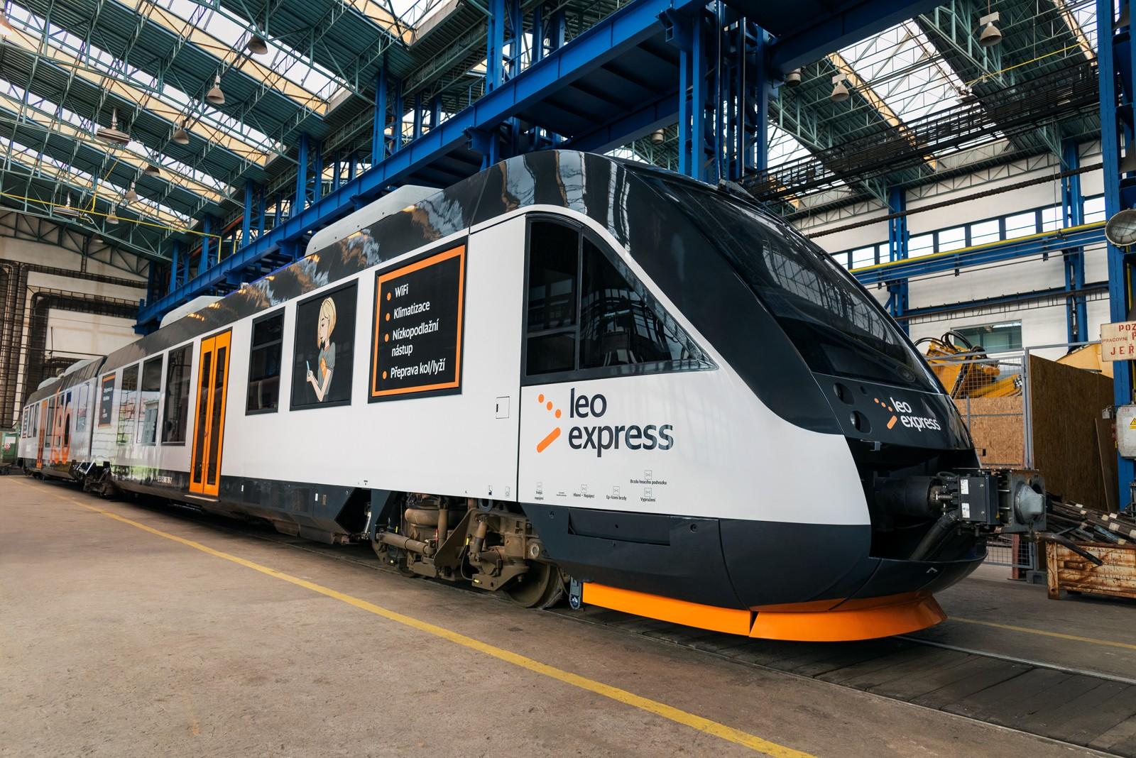 LEO Express 1