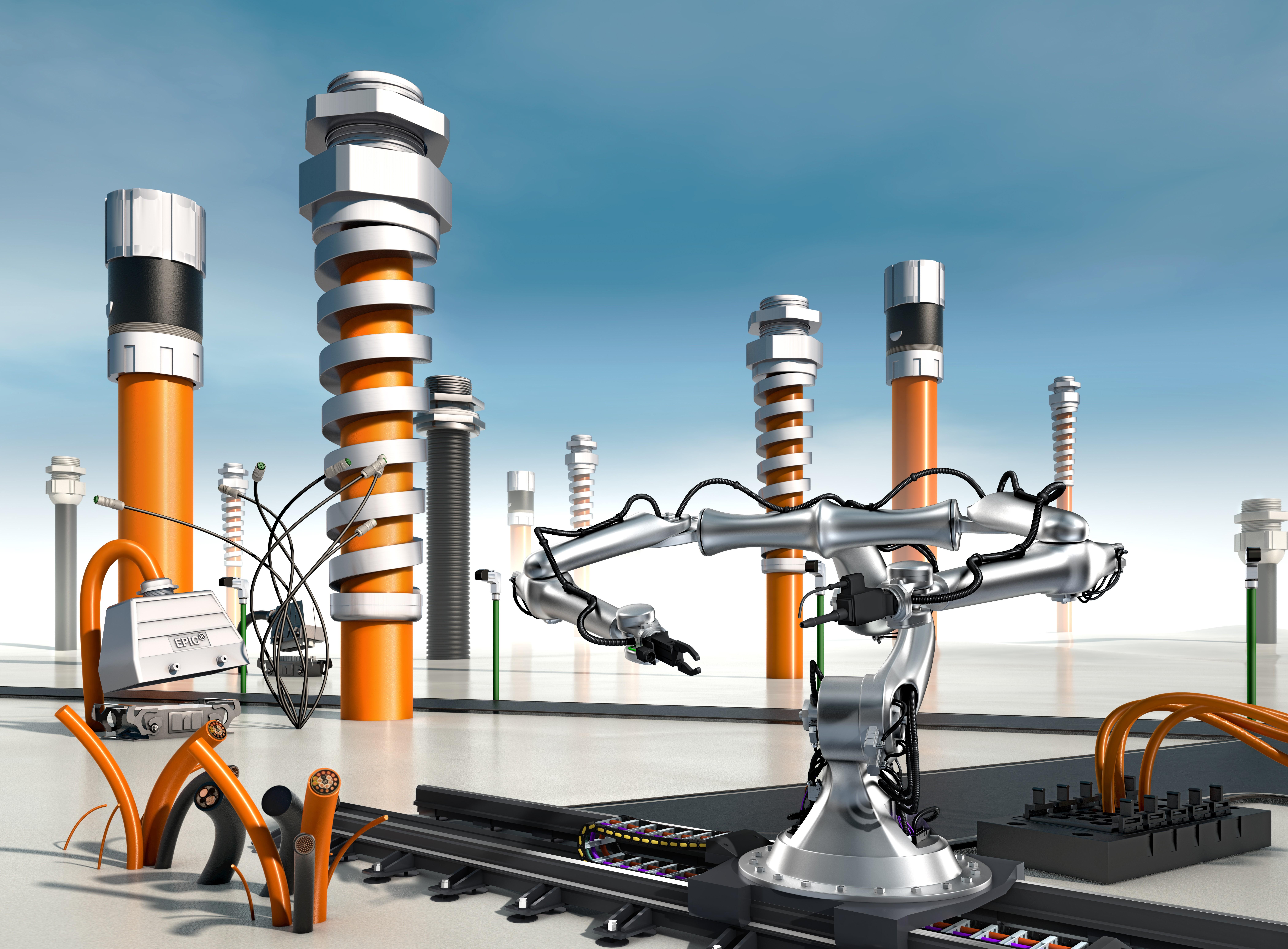 Lapp City Robotics Composing I