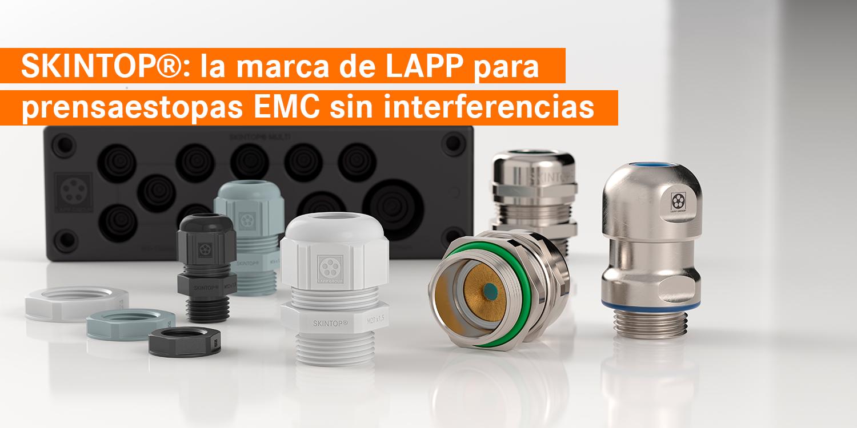 Prensaestopas EMC