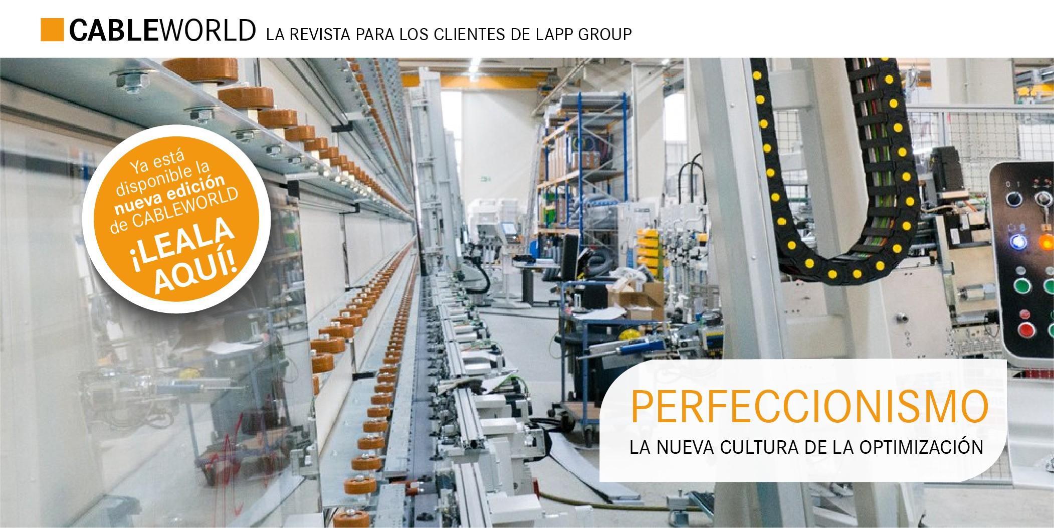 Cable world-Perfeccionismo