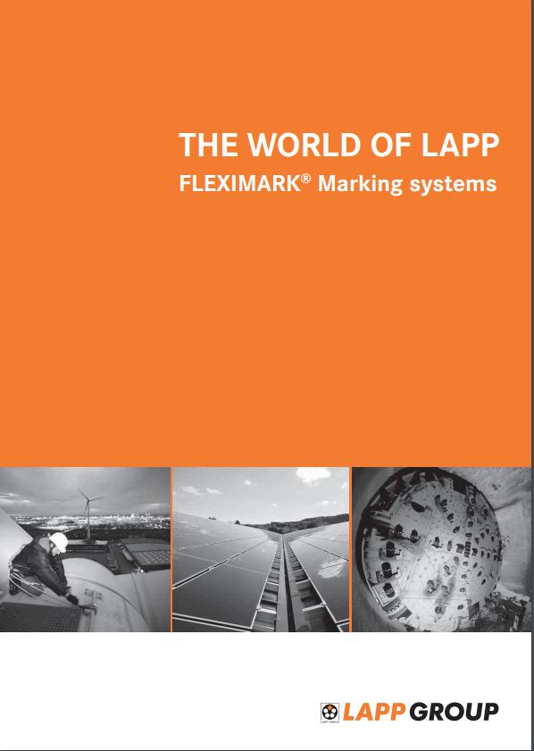 sistema de marcaje FLEXIMARK®