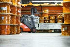 Centro logístico de Lapp Group