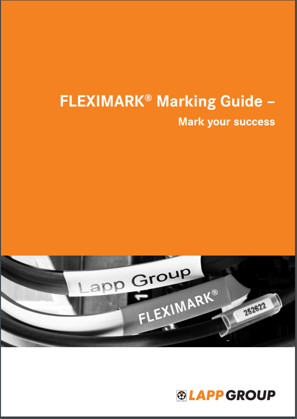 FLEXIMARK® sistema de marcaje