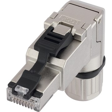 Conector industrial Ethernet - EPIC® DATA RJ45