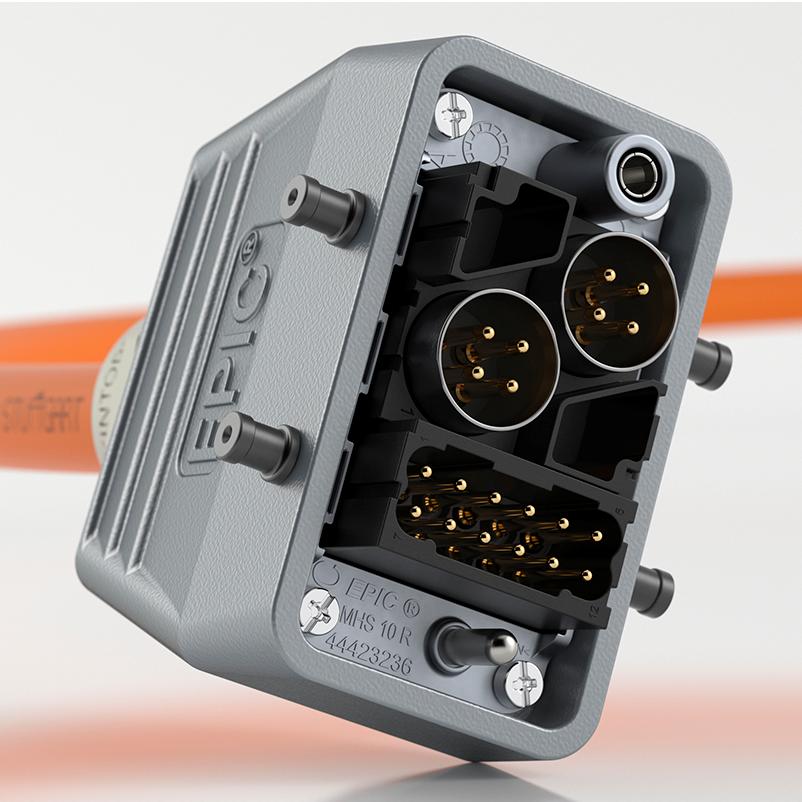 Conector modular - EPIC® MH