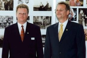 Andreas y Siegbert Lapp