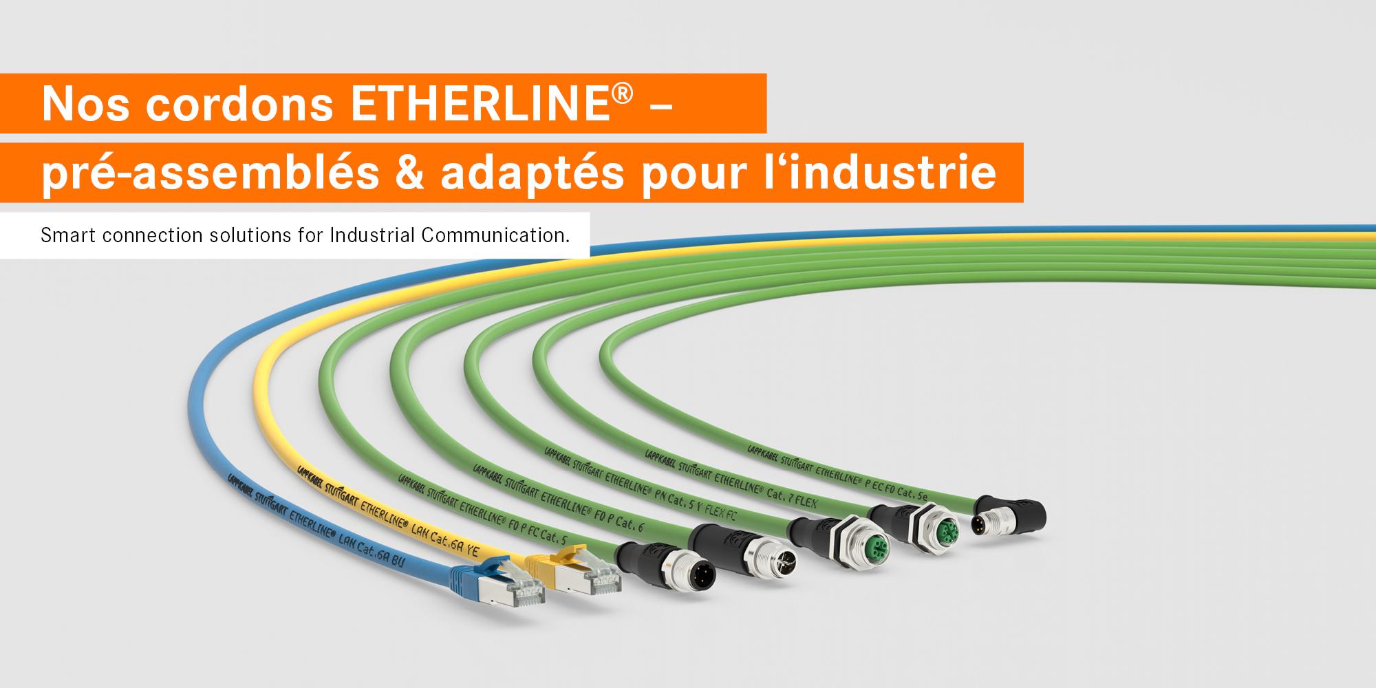 LAPP IC Salespush Etherline Assembly banner