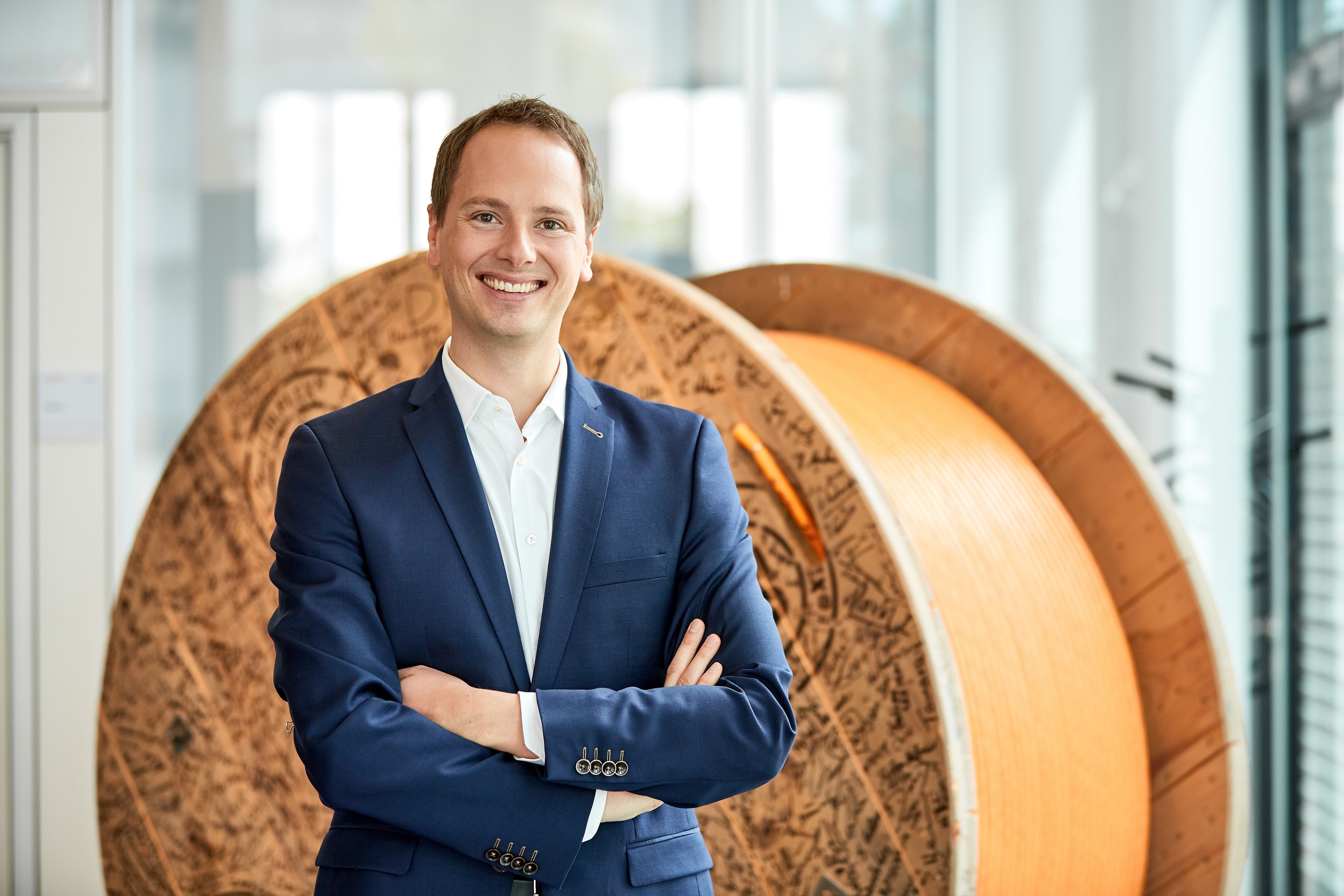 Matthias Lapp CEO for Latin America, Europe, Middle East, Africa (LA EMEA)