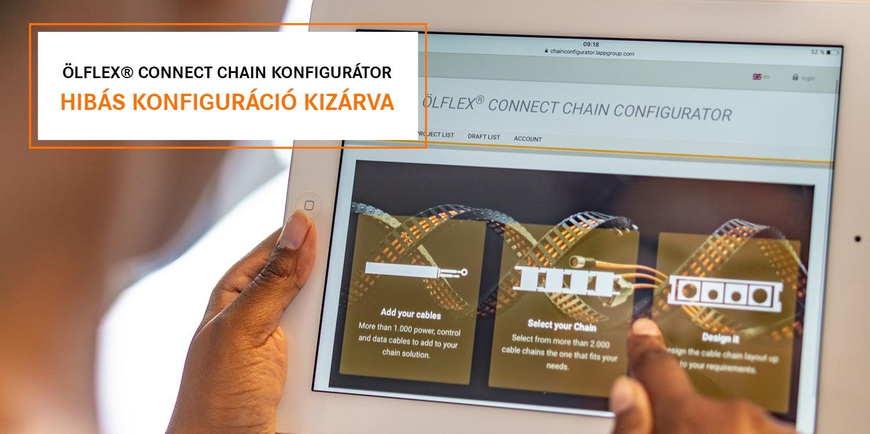 OEC Chain Konfigurator HU