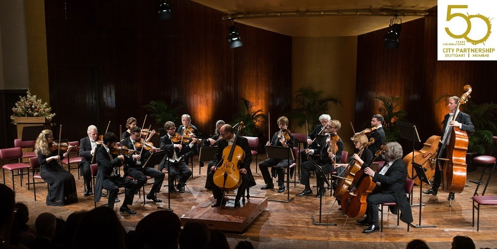 Stuttgart Chamber Orchestra performing at NCPA new
