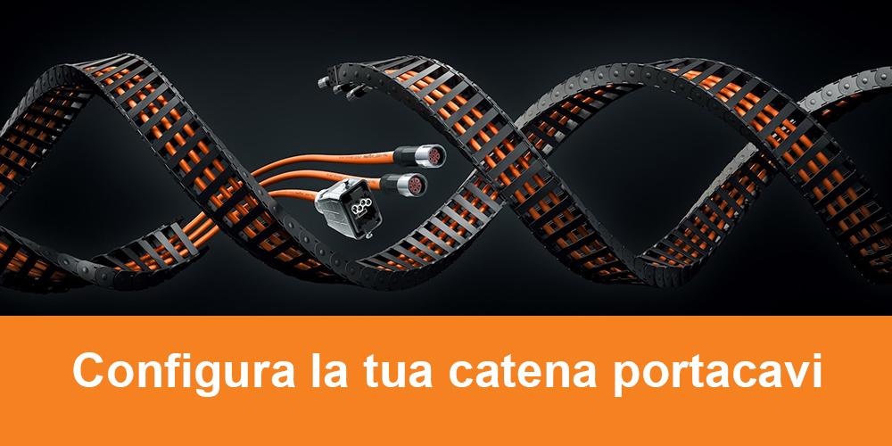 Catena portacavi rotanti ÖLFLEX CONNECT CHAIN   Lapp Italia