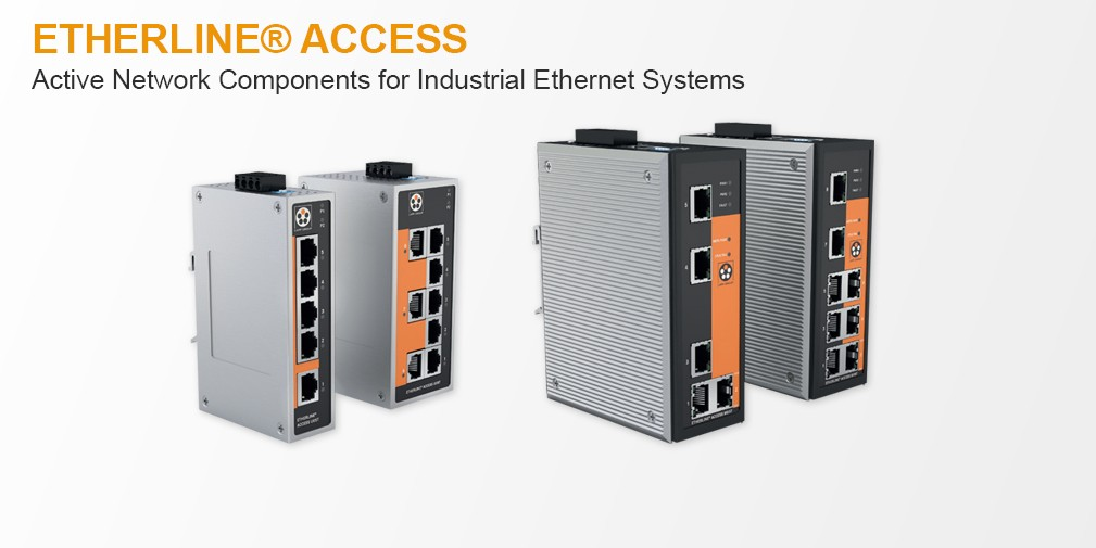 Etherline Access Switch Lapp