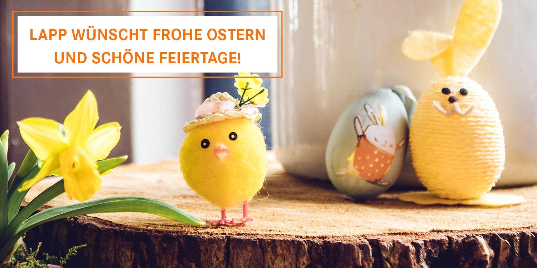 Happy Easter Buehne
