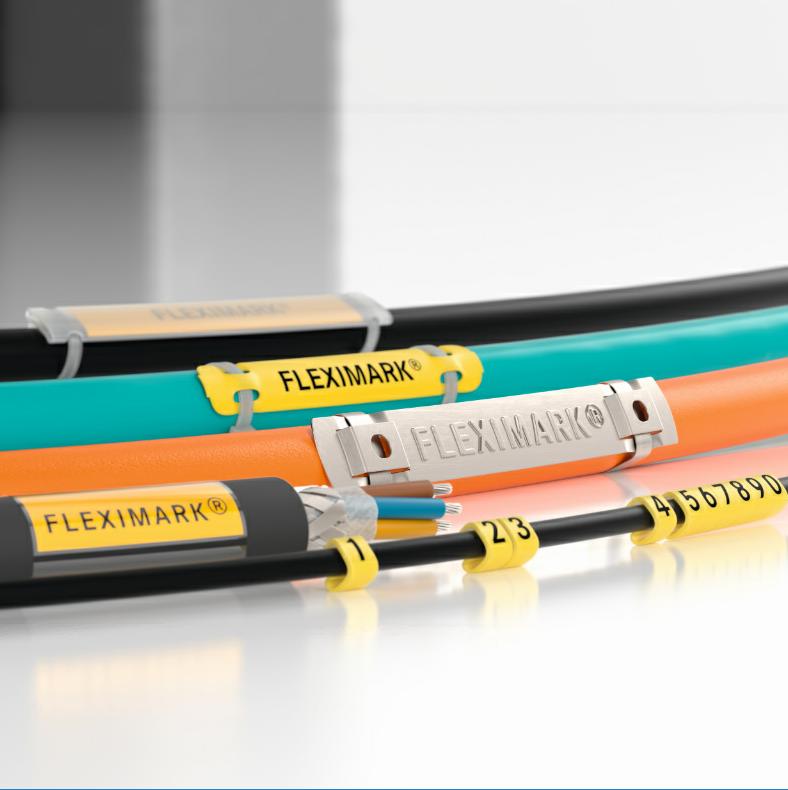 FLEXIMARK® Kennzeichnungssysteme