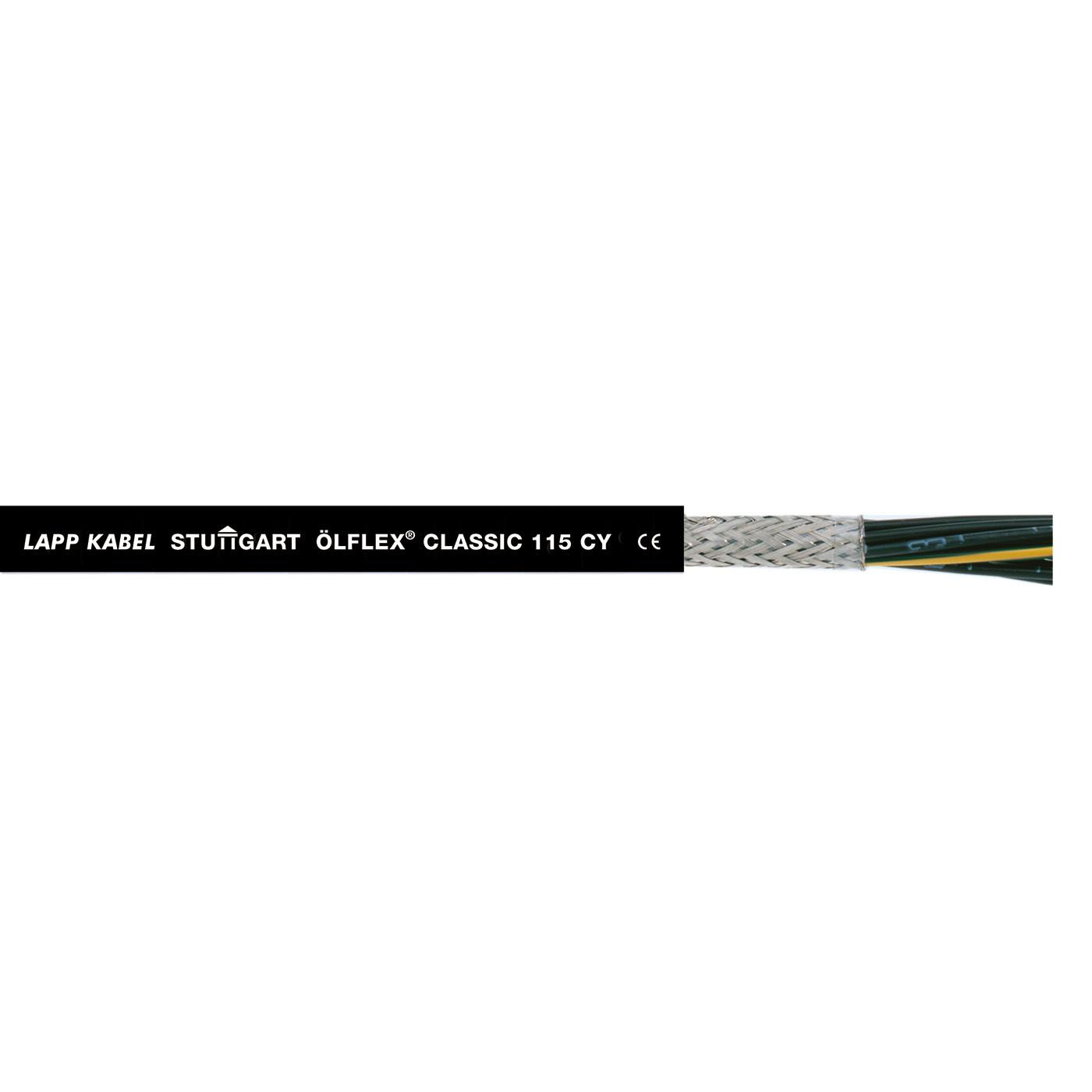 ÖLFLEX® CLASSIC 115 CY BK
