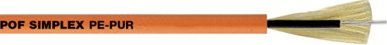 HITRONIC® POF SIMPLEX PE-PUR