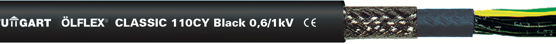 ÖLFLEX® CLASSIC 110 CY BK