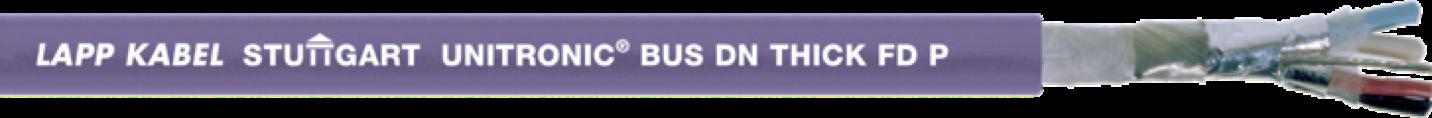 UNITRONIC® DeviceNet THICK + THIN