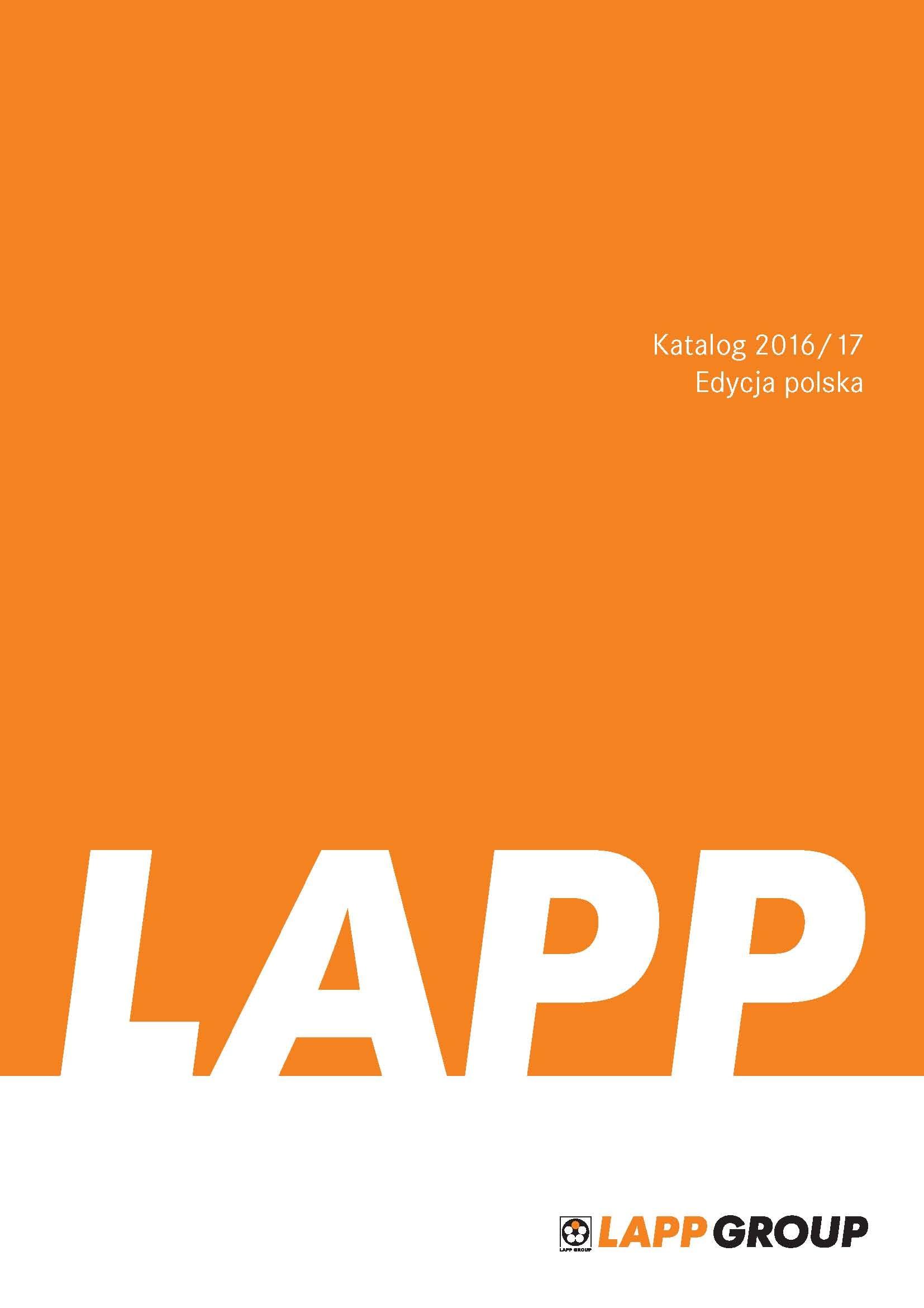 Strony od minikatalog LAPP 2016 WWW