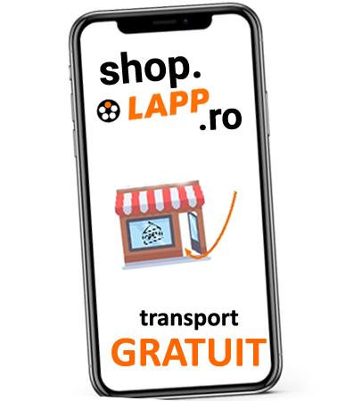 LAPP pentru aCASĂ - transport gratuit și prețuri speciale
