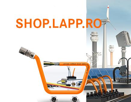 Produsele LAPP la un click de proiectul tău!
