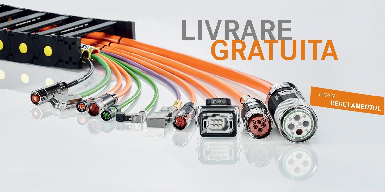 Livrare gratuita cabluri si accesorii
