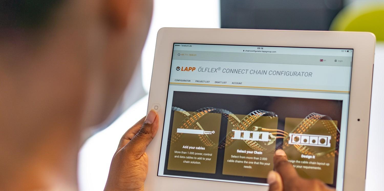 lapp chain configurator banner
