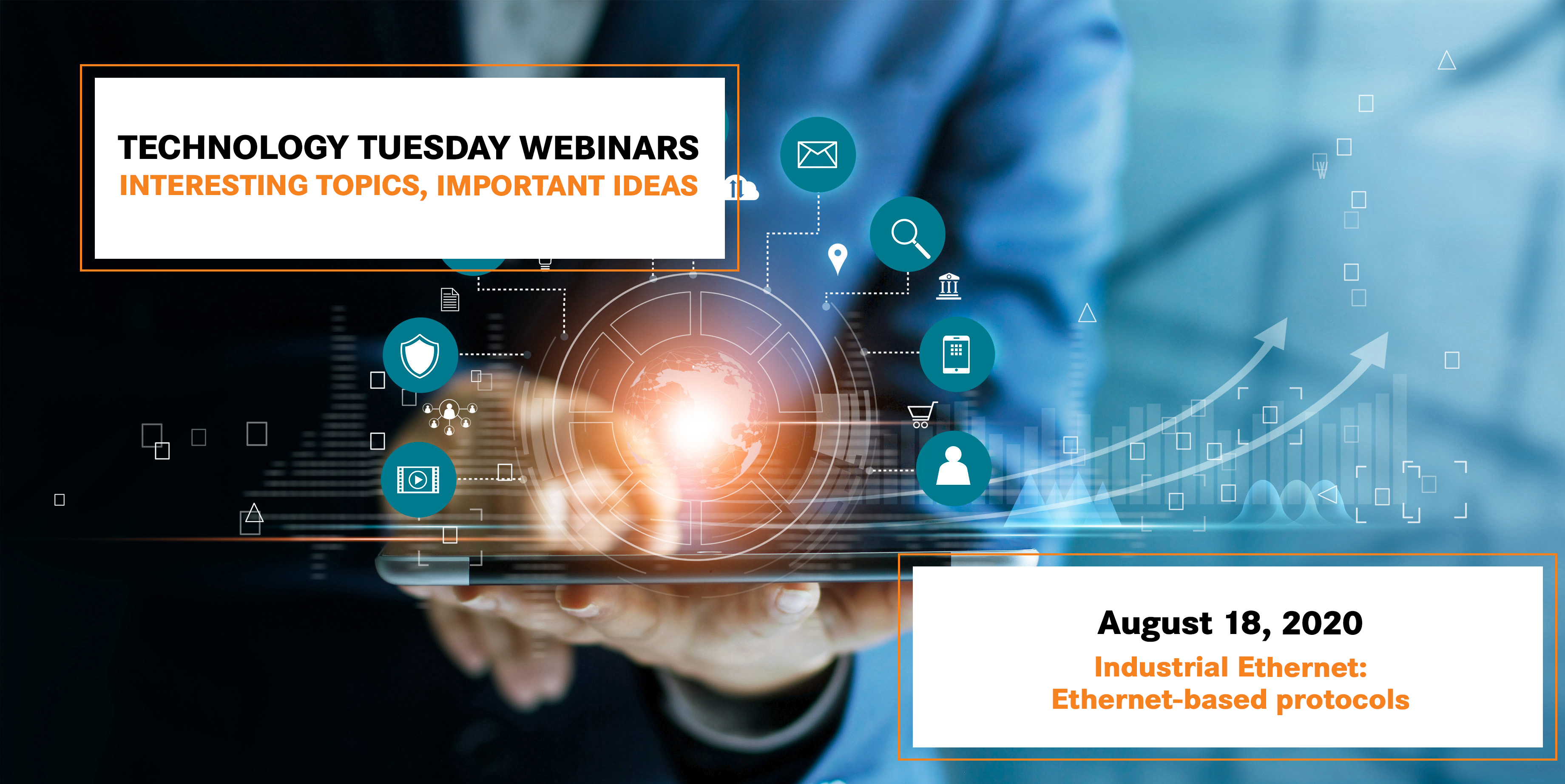 Tech Tuesday USA Industrial Ethernet August 2020