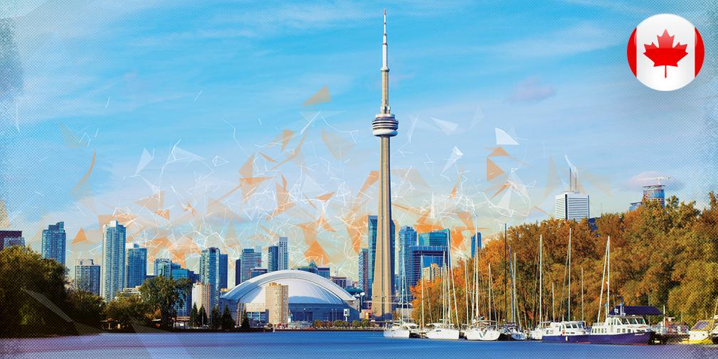 Toronto oh Canada